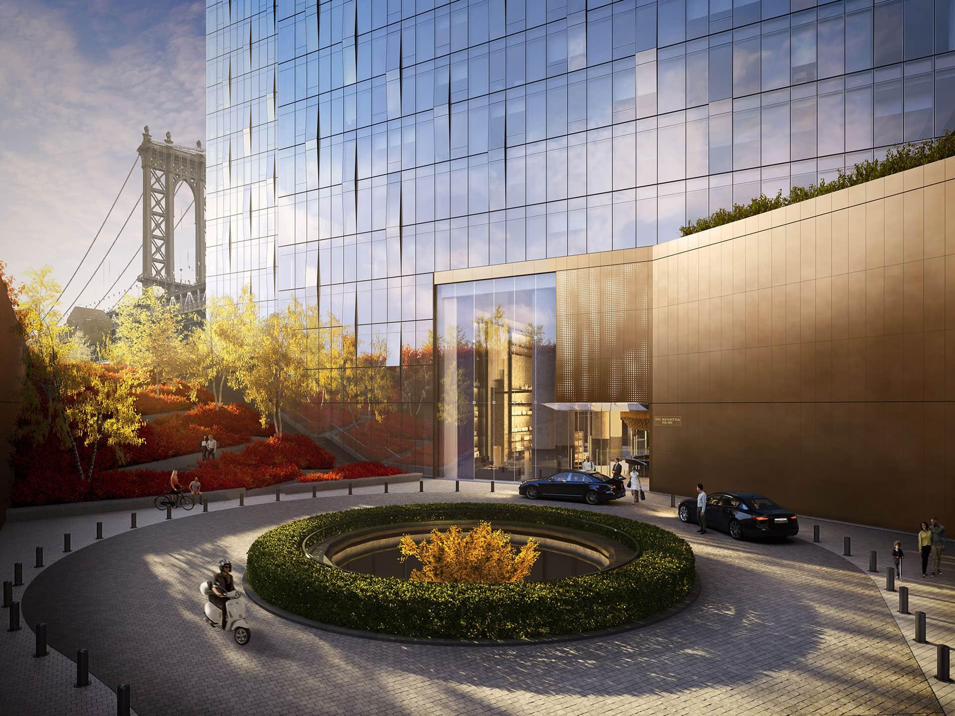 Manhattan Luxury Condos: Amenities